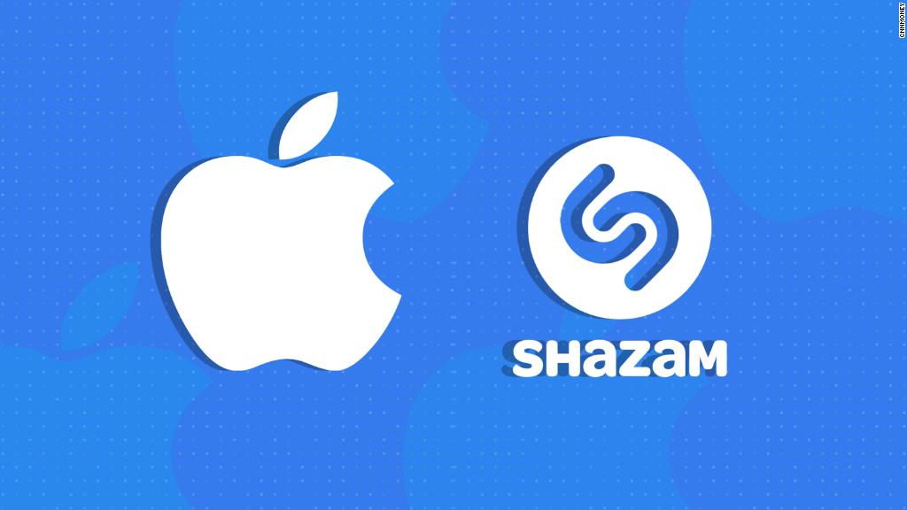Apple Acquires Music App Shazam – Samad Robinson Now